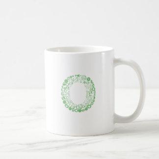 Font Fashion O Coffee Mug