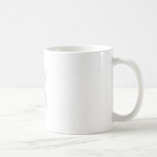 Font Fashion X Coffee Mug
