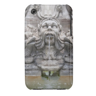 Fontana del Pantheon (1575) designed by Giacomo Case-Mate iPhone 3 Case