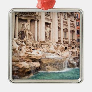 Fontana di Trevi, Rome Christmas Ornament