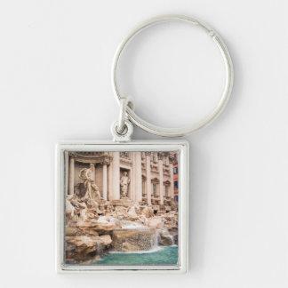 Fontana di Trevi Rome Keychain