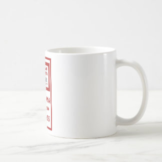 Fontana Drag Strip Pit Pass Basic White Mug