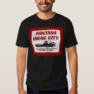 Fontana Drag Strip T Shirt