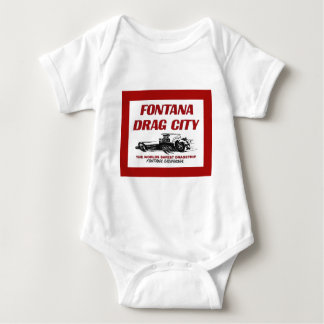 Fontana Drag Strip T-shirt