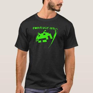 fontvirus T-Shirt
