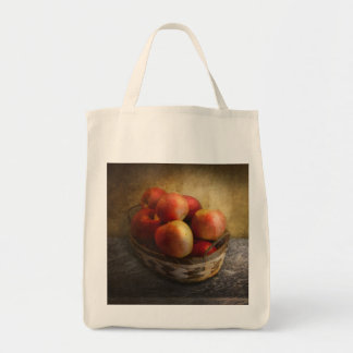Food - Apples - Apples in a basket Bag