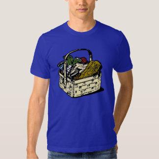 Food Basket Mens T-Shirt