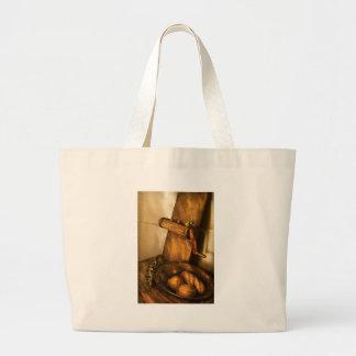 Food - Bread Jumbo Tote Bag