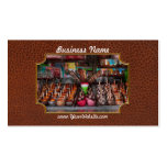 Food - Candy - Chocolate covered everything Business Card Template