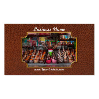 Food - Candy - Chocolate covered everything Pack Of Standard Business Cards