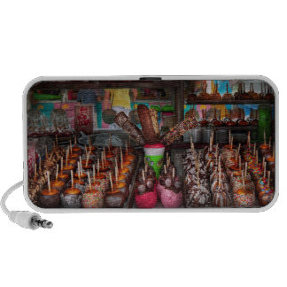 Food - Candy - Chocolate covered everything Notebook Speaker