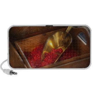 Food - Candy - Hot cinnamon candies Mp3 Speaker