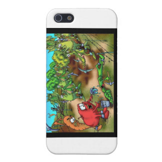 Food Chain Gang Funny Gifts Cards Etc iPhone 5/5S Case
