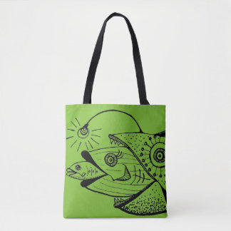 Food Chain Tote Bag