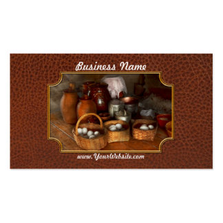 Food - Eggs - Country breakfast Pack Of Standard Business Cards