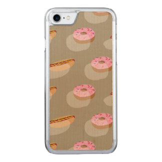Food Fashion Carved iPhone 8/7 Case