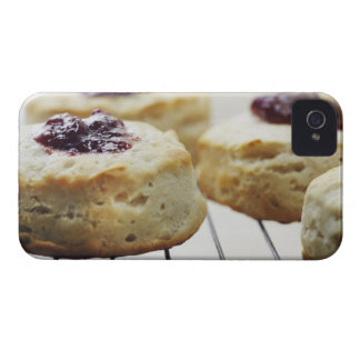 Food Food And Drink Buttermilk Biscuit iPhone 4 Covers