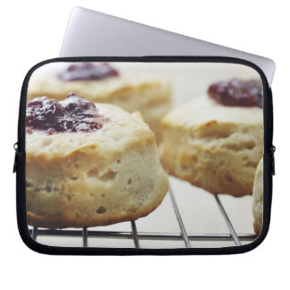 Food, Food And Drink, Buttermilk, Biscuit, Laptop Sleeve