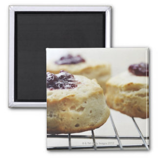 Food, Food And Drink, Buttermilk, Biscuit, Refrigerator Magnet