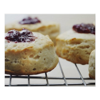 Food Food And Drink Buttermilk Biscuit Poster