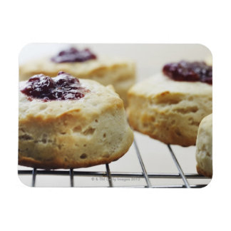 Food, Food And Drink, Buttermilk, Biscuit, Rectangle Magnets