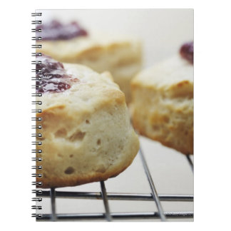 Food, Food And Drink, Buttermilk, Biscuit, Spiral Notebook