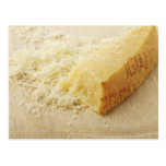 Food, Food And Drink, Cheese, Parmesan, Grated, Postcard