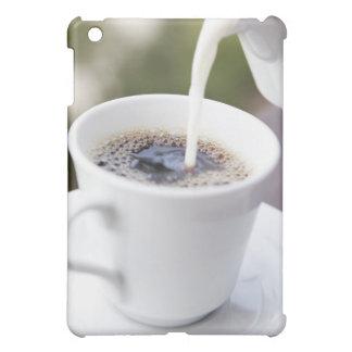 Food, Food And Drink, Coffee, Cream, Creamer, Case For The iPad Mini