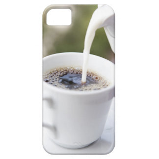Food, Food And Drink, Coffee, Cream, Creamer, Case For The iPhone 5