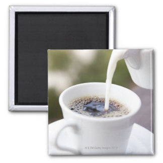 Food, Food And Drink, Coffee, Cream, Creamer, Fridge Magnets