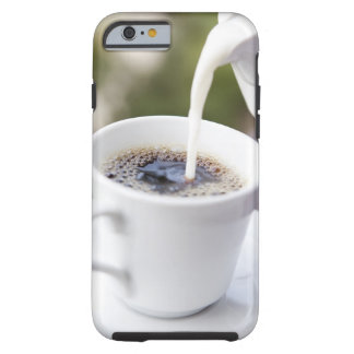 Food, Food And Drink, Coffee, Cream, Creamer, Tough iPhone 6 Case