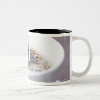 Food, Food And Drink, Coffee, Cream, Creamer, Two-Tone Coffee Mug