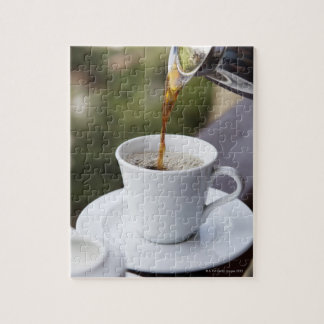 Food, Food And Drink, Coffee, Pour, Carafe, Jigsaw Puzzle