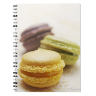 Food, Food And Drink, Dessert, Cookie, French, Notebook