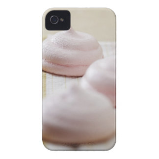 Food, Food And Drink, Strawberry, Merengue, iPhone 4 Cover