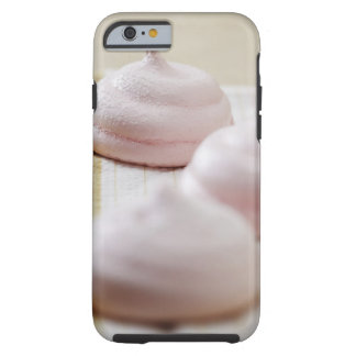 Food, Food And Drink, Strawberry, Merengue, Tough iPhone 6 Case