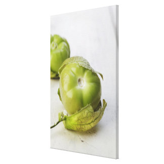 Food, Food And Drink, Tomatillo, Fruit, Mexican Canvas Print