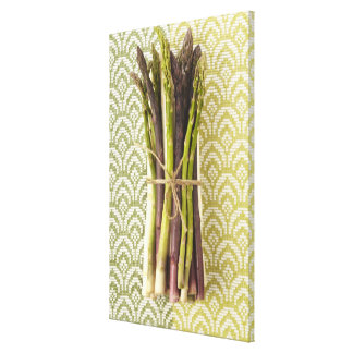 Food, Food And Drink, Vegetable, Asparagus, Canvas Print