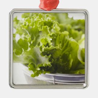 Food, Food And Drink, Vegetable, Lettuce, Christmas Ornament