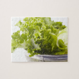 Food, Food And Drink, Vegetable, Lettuce, Puzzle
