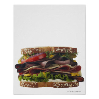 Food, Food And Drink, Wheat, Bread, Oat, Mayo, 2 Poster