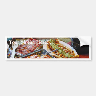 Food For Diner Bumper Stickers
