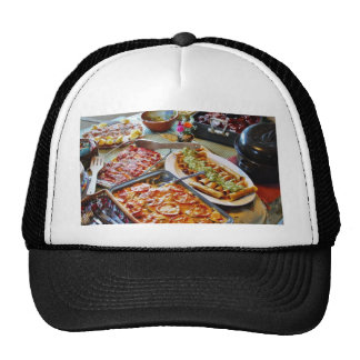 Food For Diner Cap