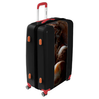 Food - Freshly pulled onions Luggage