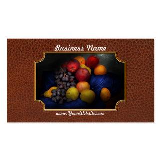 Food - Fruit - Fruit still life Pack Of Standard Business Cards