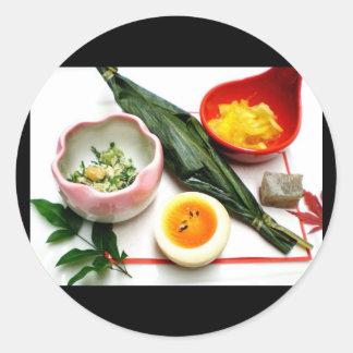 Food in Japan Sticker