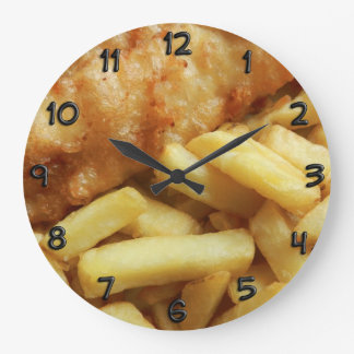 Food Kitchen Wall Clocks