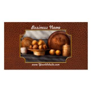 Food - Lemons - Winter spice Pack Of Standard Business Cards