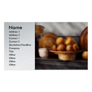 Food - Lemons - Winter spice Business Cards