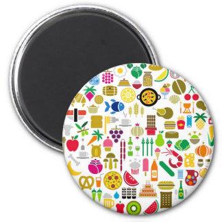 food magnet